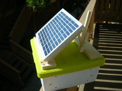 S.P.R.E.E. (Solar Photovoltaic Renewable Electron Encapsulator), a Compact, Durable, and Portable Solar Energy Generator
