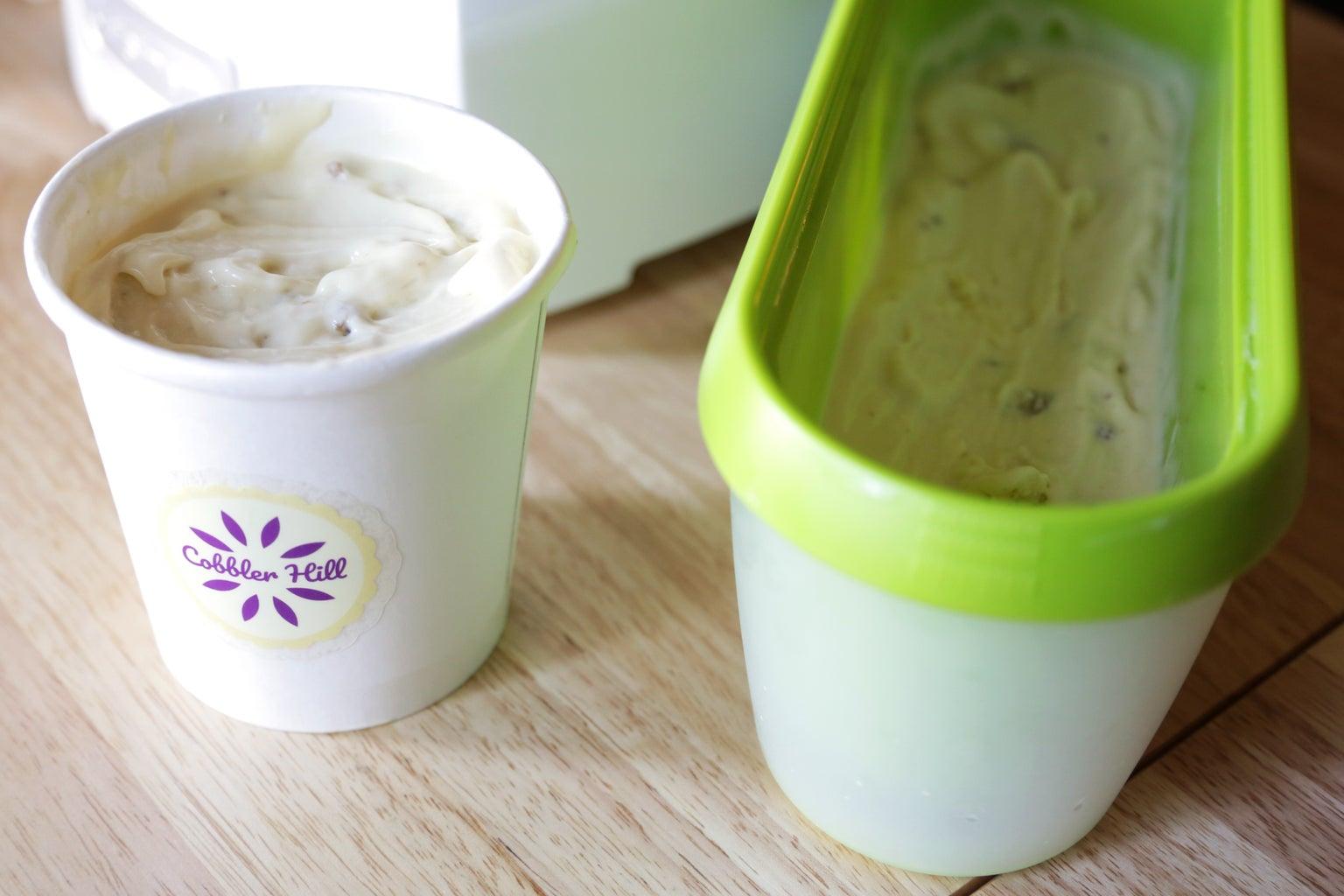 Store Your Ice Cream