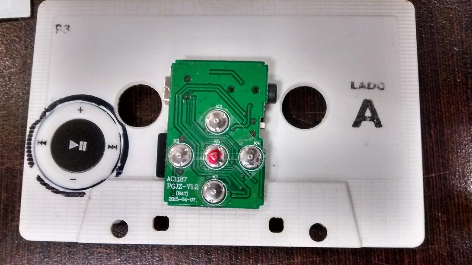 Modificación Del Cassette