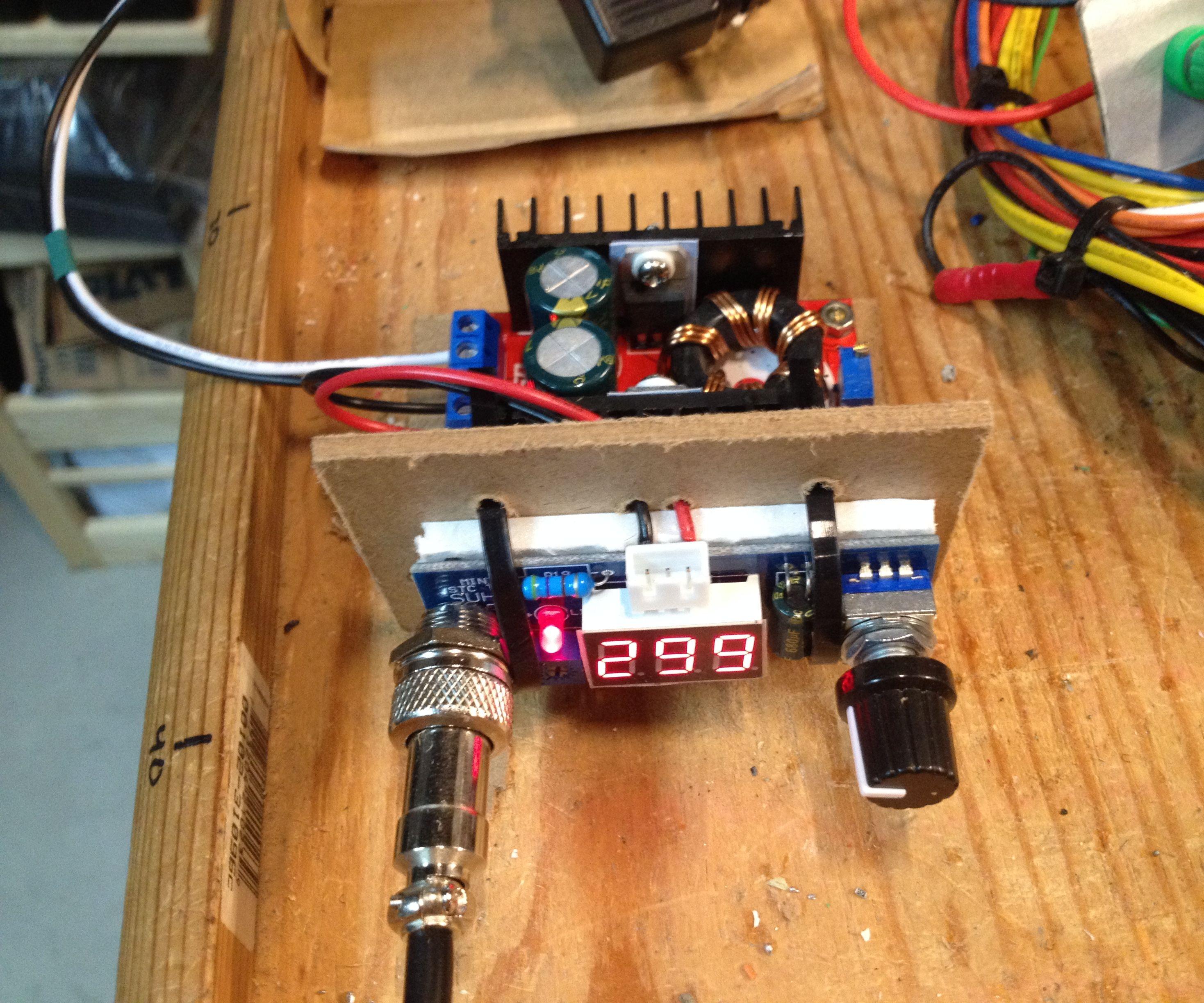 Hakko T12 Soldering Iron Kit Assembly