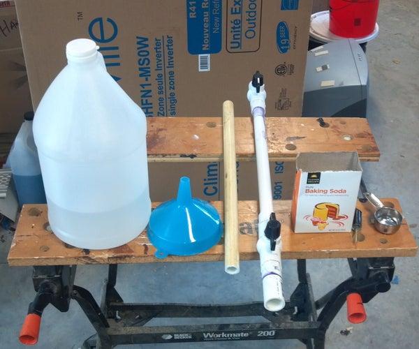 How to Make an Easy CO2 Gun