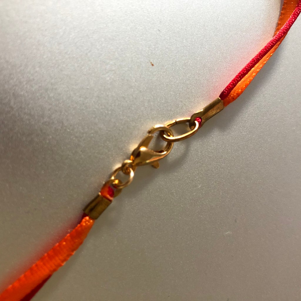Optional: Ribbon Necklace