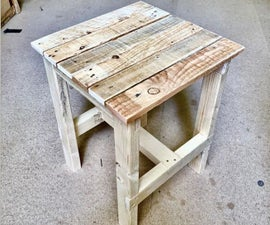 Super Easy Table