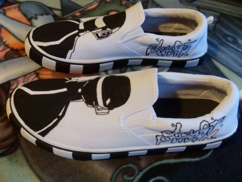 Daft Punk Shoes!