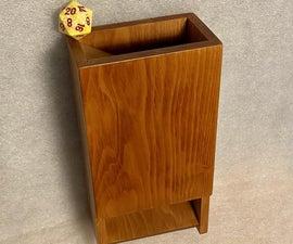 木骰子塔 - 仅手动工具
