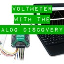 Using the Voltmeter With the Analog Discovery 2