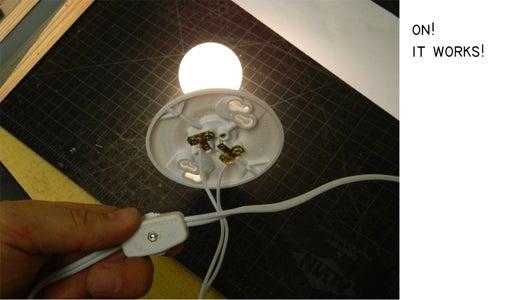 Lamp Holder Assembly