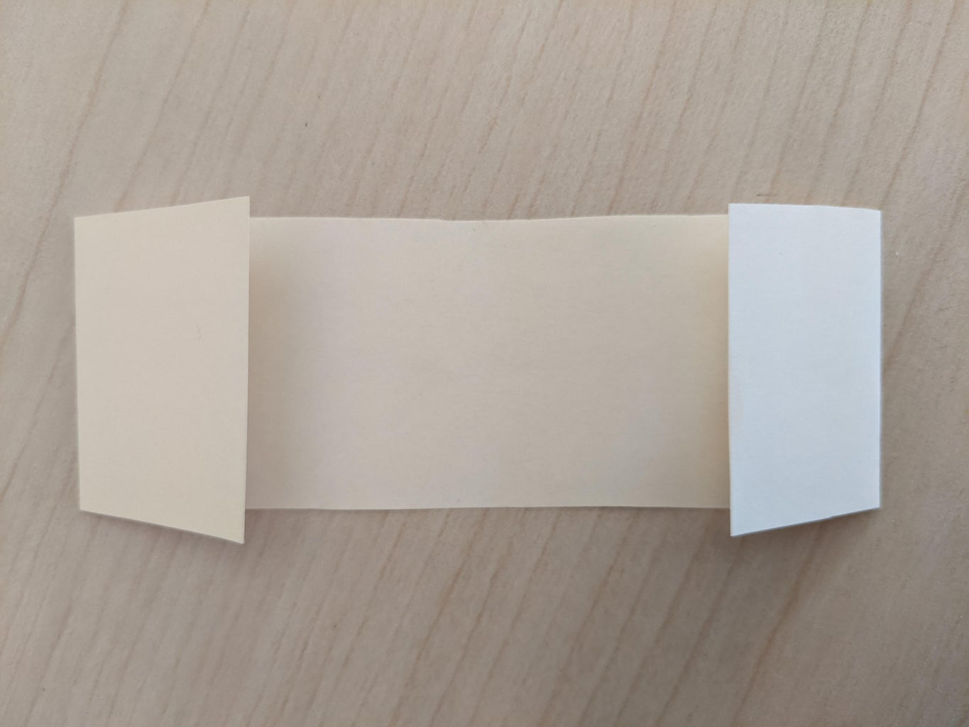 Fold Your Paper.