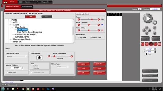 ULS Software