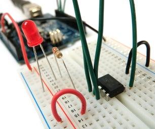 Program an ATtiny With Arduino