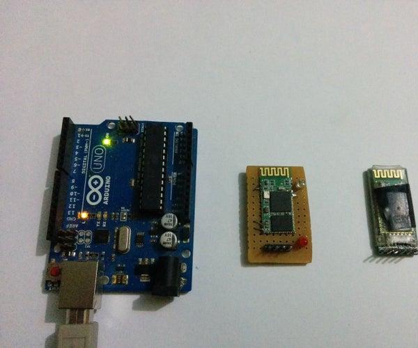 HC05 Bluetooth Module Voltage Divider