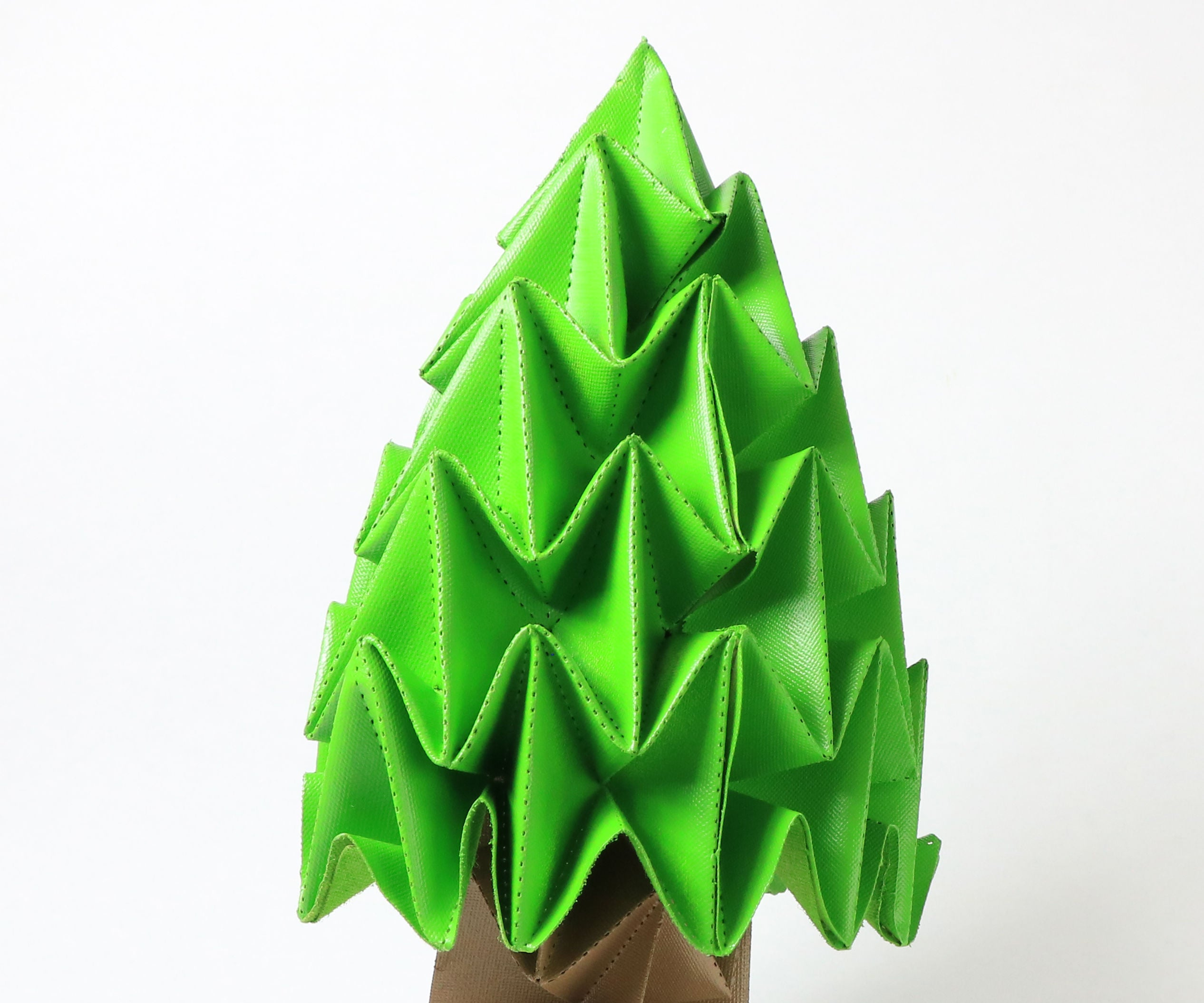 EASY CHRISTMAS TREE ORIGAMI (Jo Nakashima) - YouTube | 2110x2532