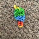 Rainbow Loom Popsicle