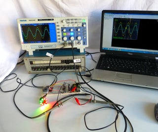 Digital Potentiometer and LED Ring Driven by Arduino