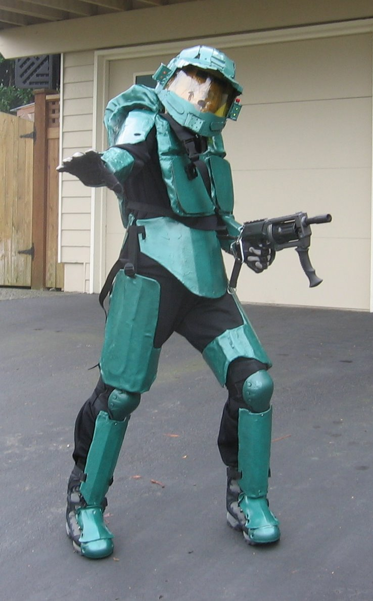 Halo 3 Master Chief Halloween costume