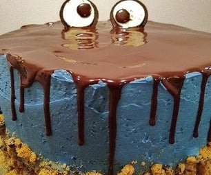 Cake Time With Cookie Monster