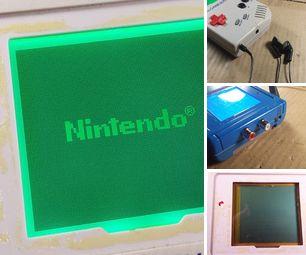 Game Boy DIY Repair and Modifications