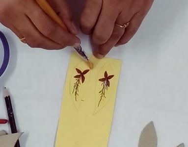 Making the Floral Design