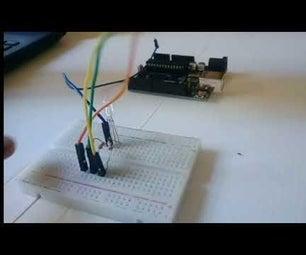 BLINK a RGB LED