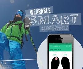 Wearable Smart Sensing Insole