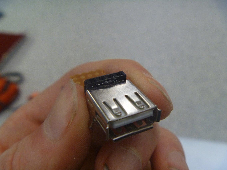 Adding the Header Pins
