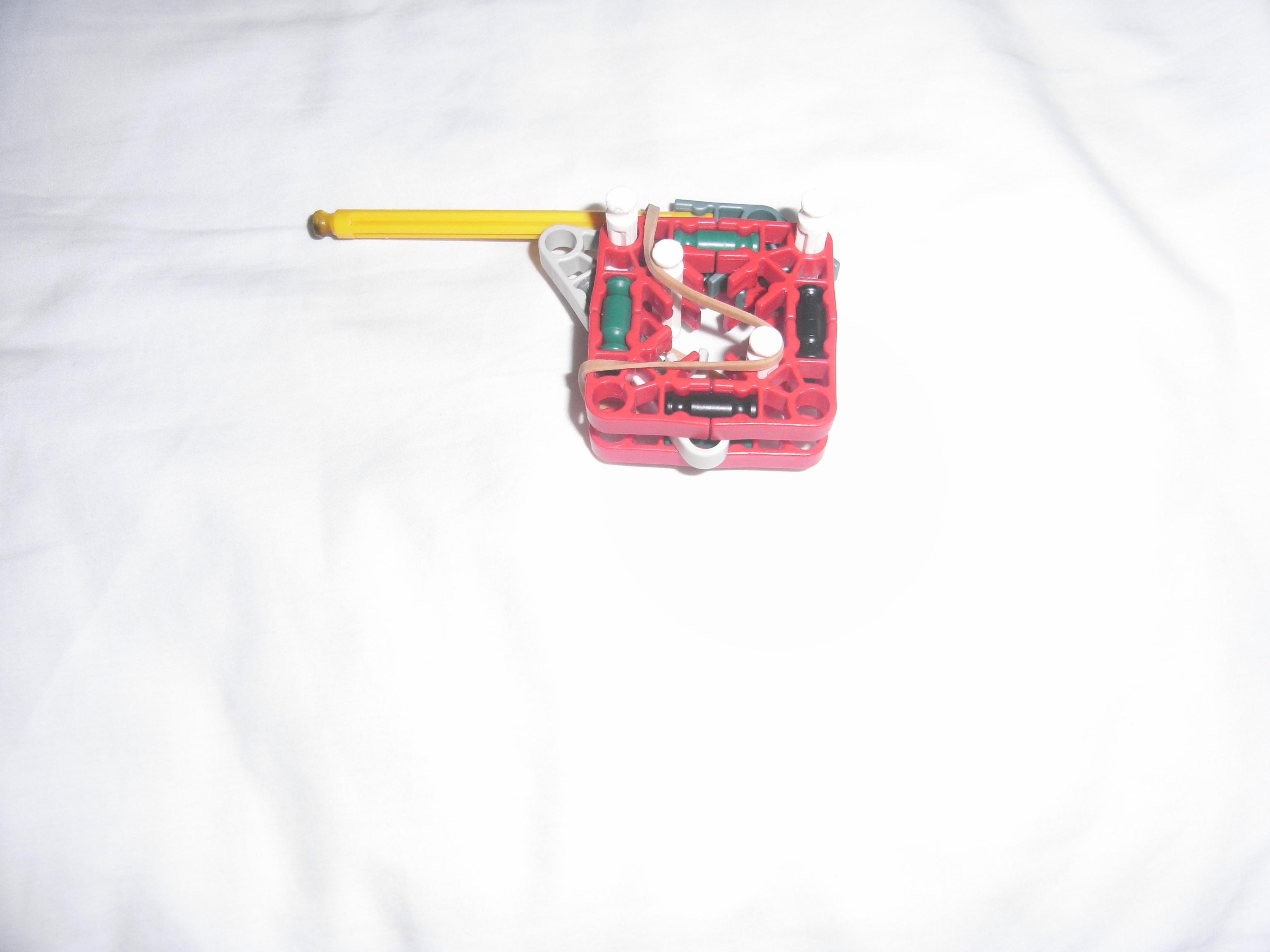 knex lock (mec)