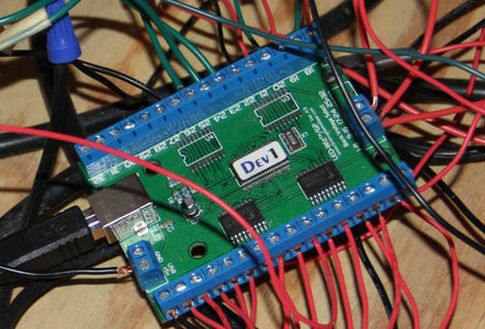 Finish Wiring the LEDs and Testing
