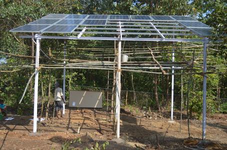 Adding the Solar Panels