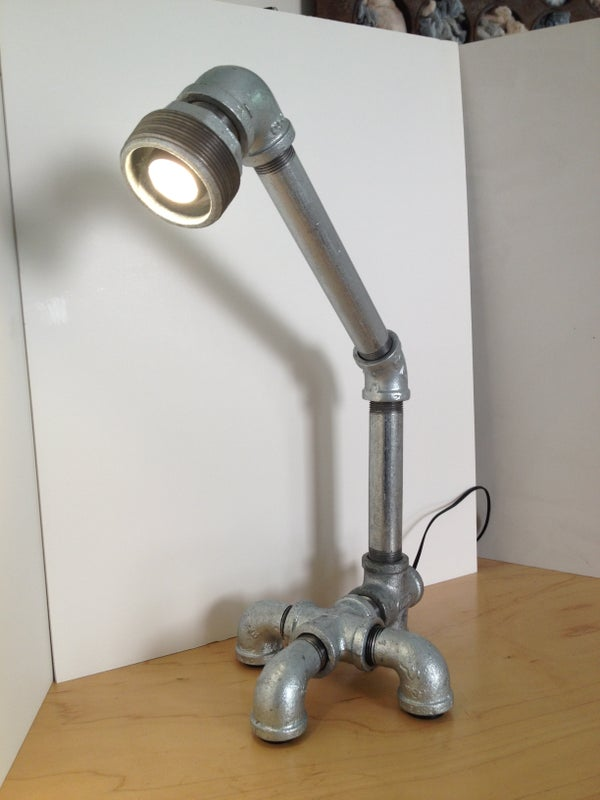 LED Pipe Lamp