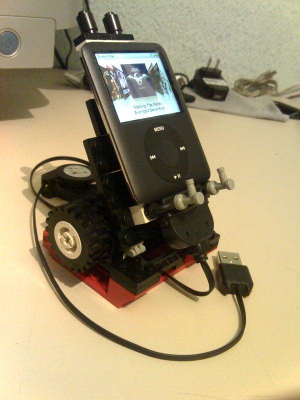 Lego Ipod Nano 3G IDock