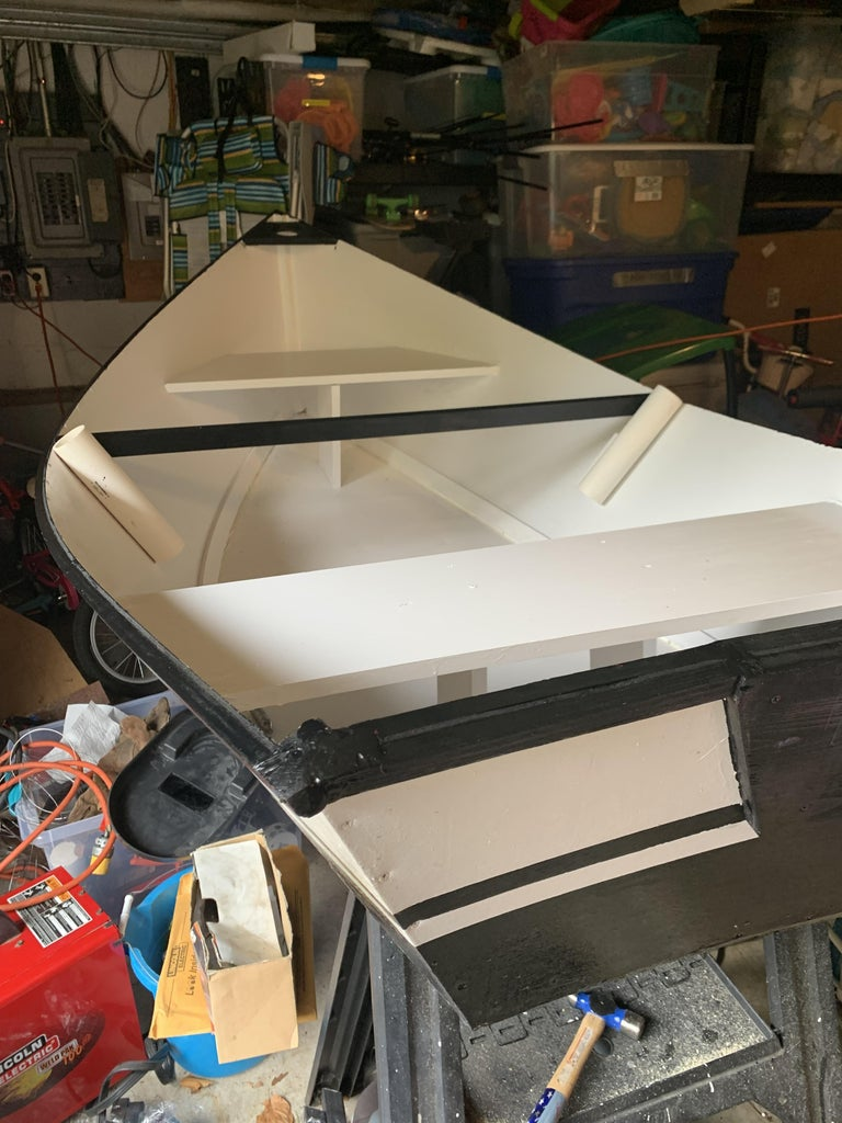 How to Make a Plywood Boat
