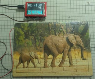 Jigsaw Puzzle Timer
