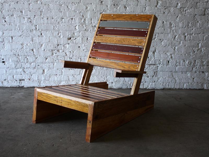 Scrap Adirondack Chair