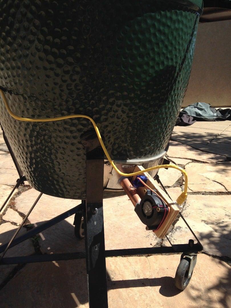 Mount the Ethernet Jack