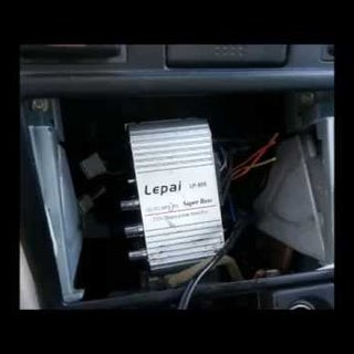 V2. DIY Howto replaced car radio with Tablet Part1
