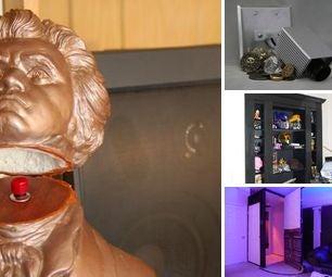 Secret Doors, Drawers & Compartments