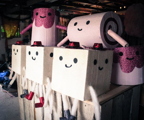 Adventure Time Candy People