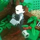 Lego Mini Gun!!