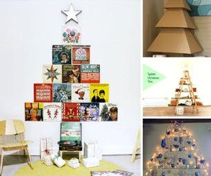 Non-Traditional Christmas Tree