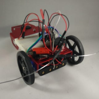 How to Build the World's Most Simple Robot