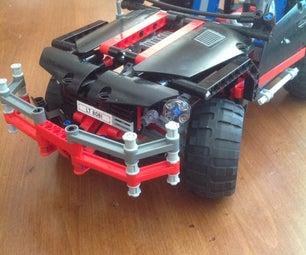 Lego Technic Off- Road Truck Customizable Parts
