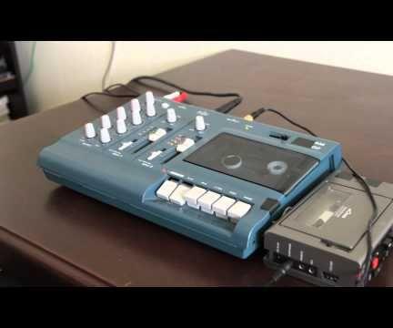 DIY Cassette Tape Echo