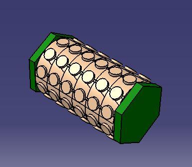 3D designed CRYPTEX :)