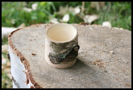How to Carve a Shrink Cup