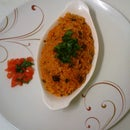 Melon chevril rice
