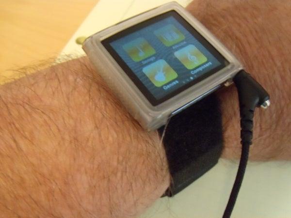 Ipod Nano 6th Gen Watchband
