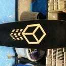 Give a new life of an used longboard.
