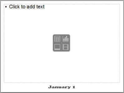 Create (or Download) Your Calendar Template