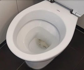 How to Unclog a Blocked Toilet (Without a Plunger)