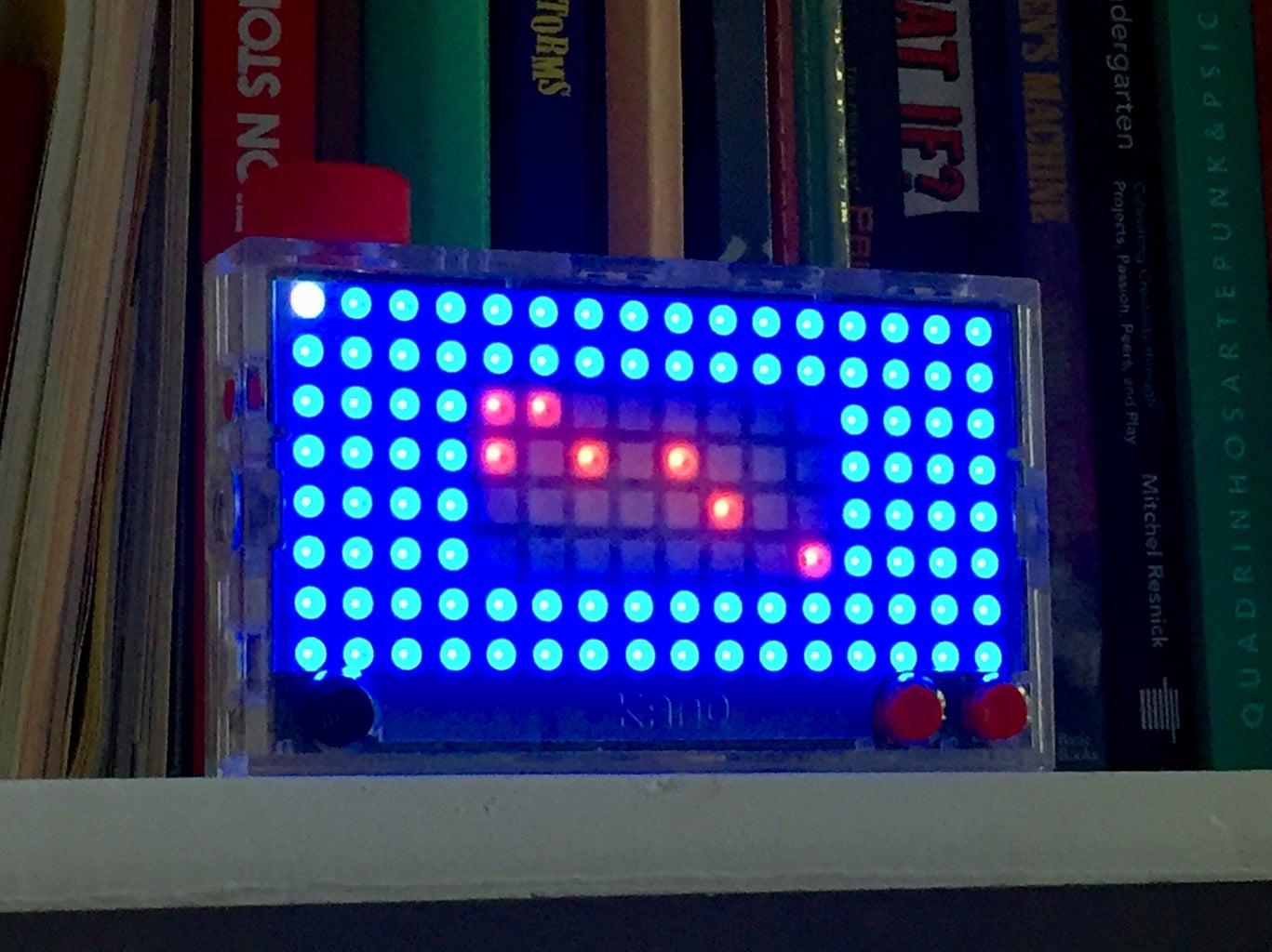 Pixel Kit Running MicroPython: First Steps